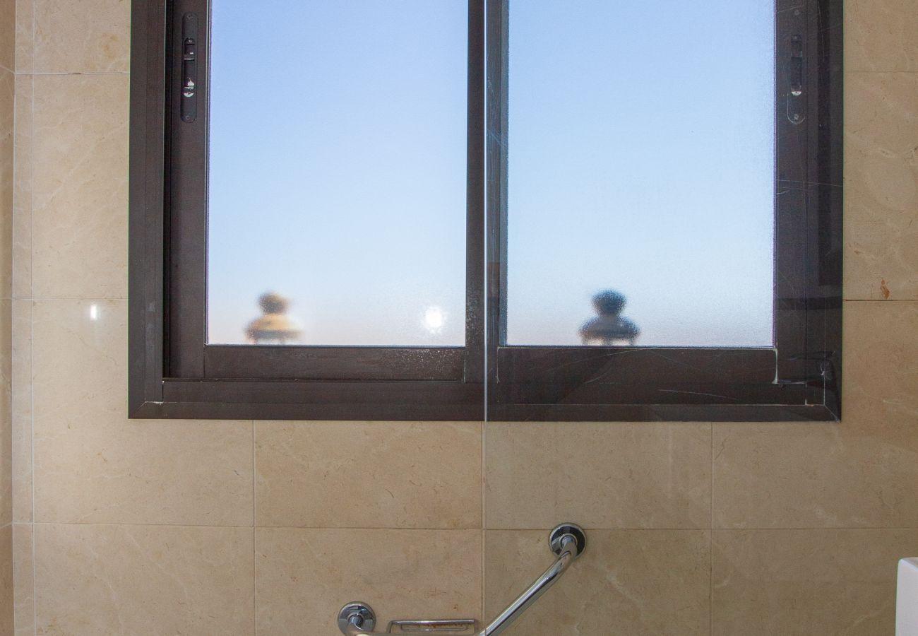 Apartamento en Torrox Costa - Penthouse Calaceite Blanco