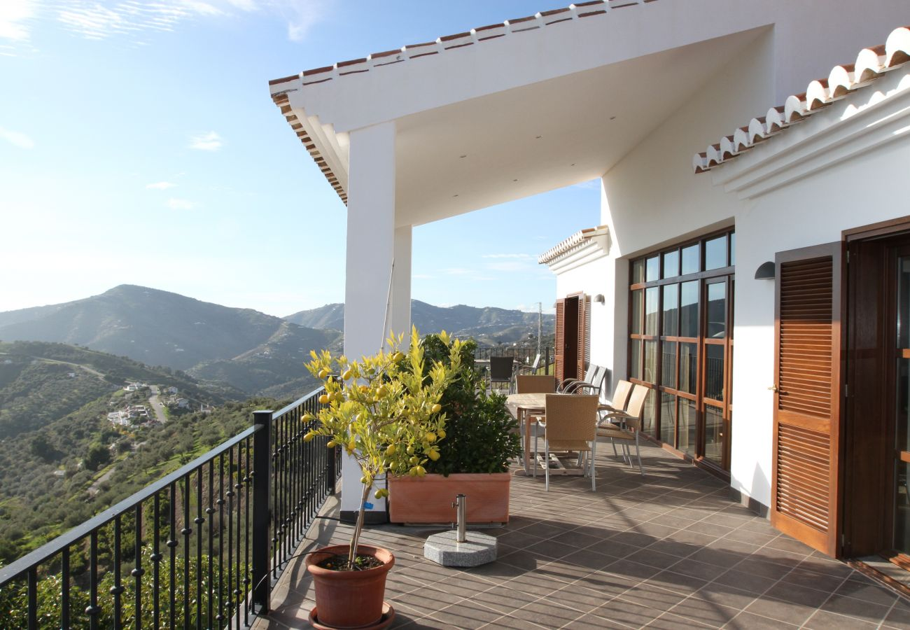 Villa en Frigiliana - Casa de las Artes