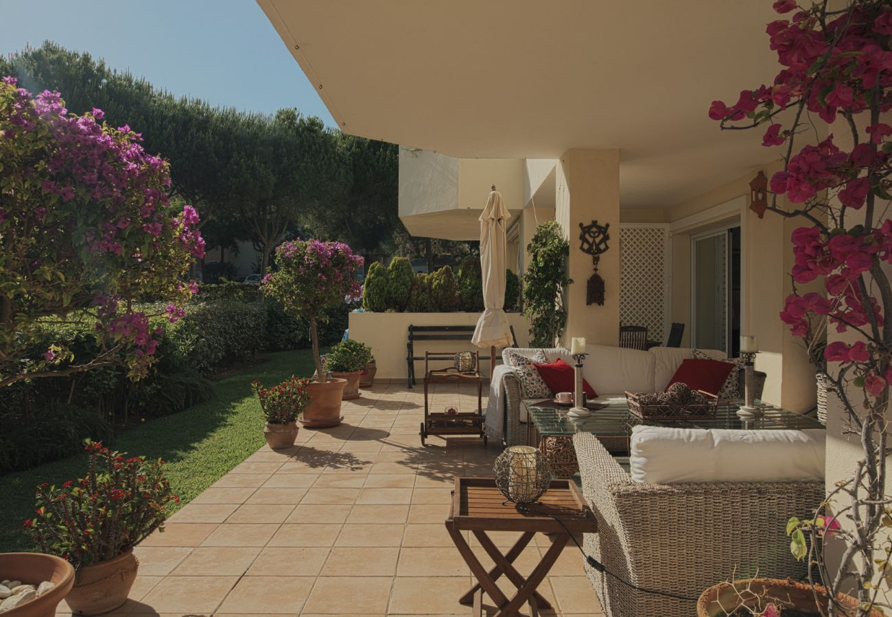 Apartamento en Marbella - Hacienda Playa Elvira Beach