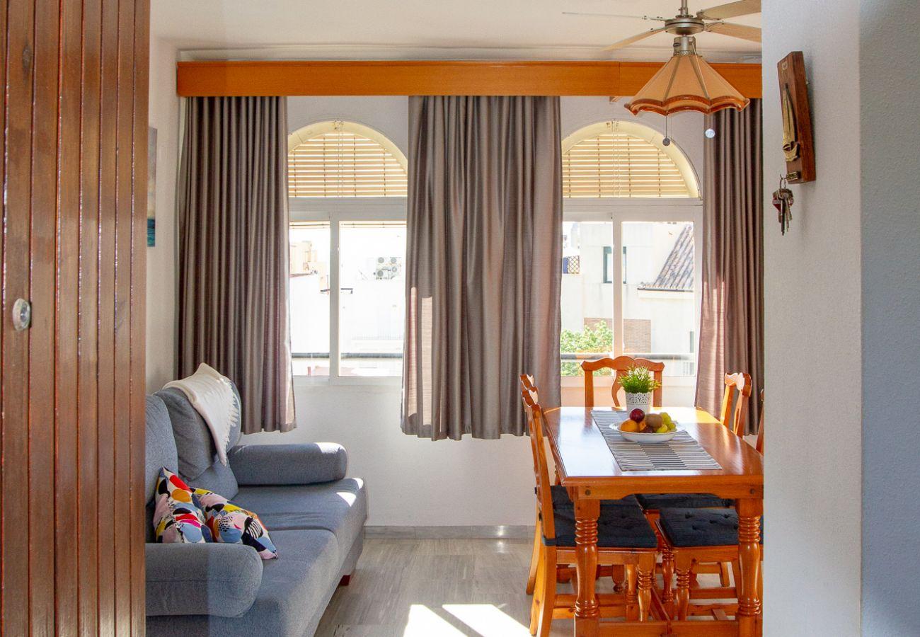Apartamento en Torremolinos - Silvia Torremolinos