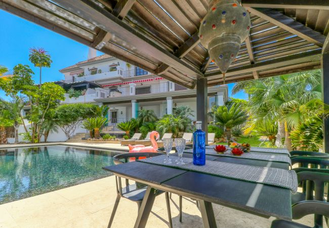 Apartamento en Marbella - 418 La Solana de Nagüeles, Golden Mile, Marbella