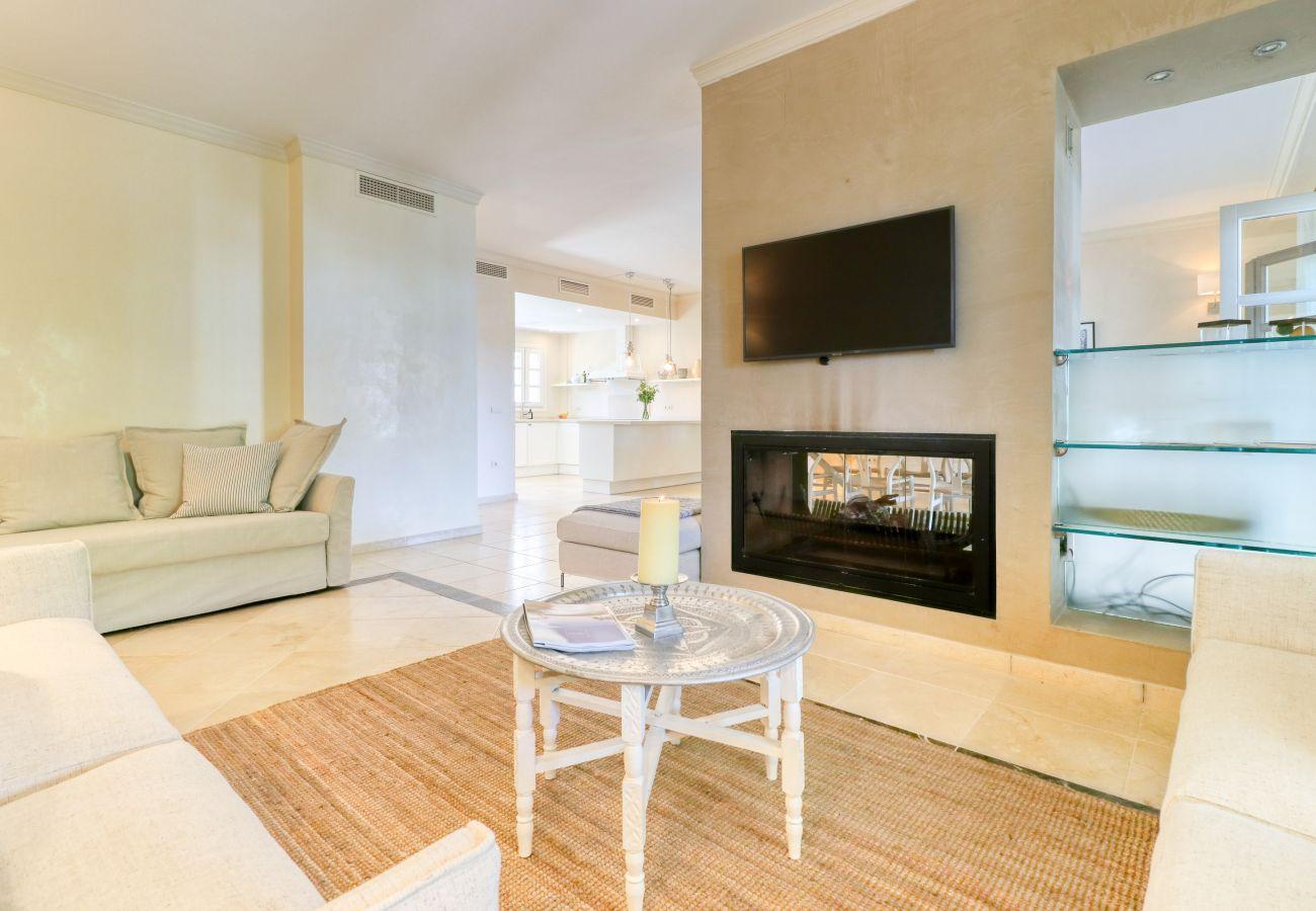 Apartamento en Marbella - La Solana de Nagüeles, Golden Mile Marbella