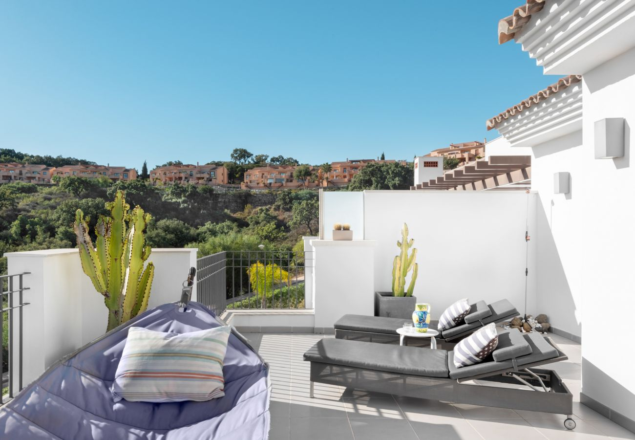 Apartamento en Ojen - La Floresta - Soto Golf - Marbella