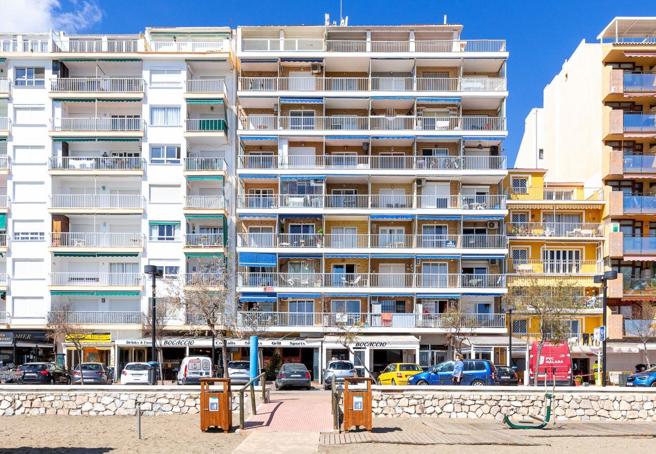 Apartamento en Fuengirola - Maritimo Fuengirola - Beach apartment first line